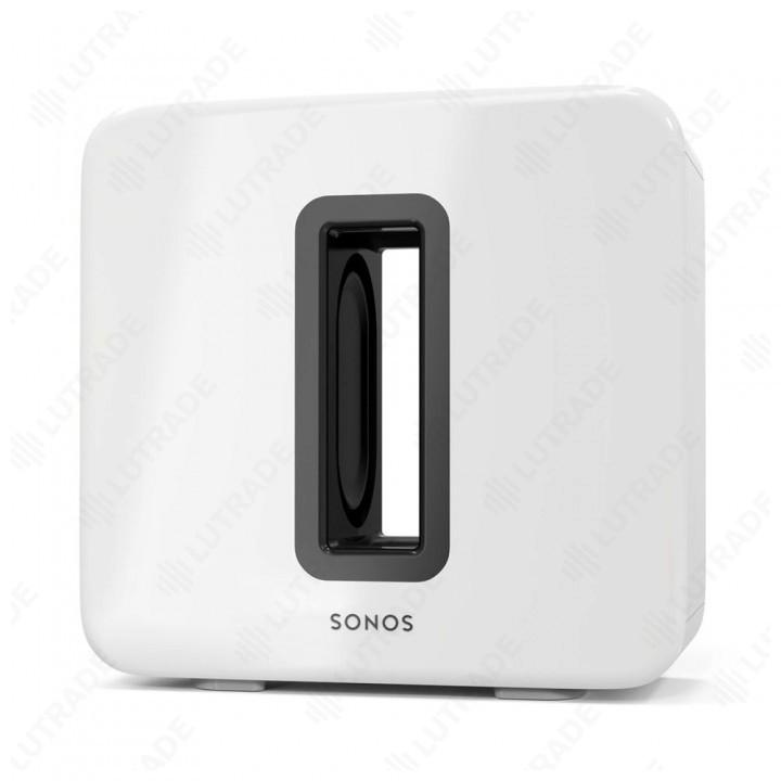Sonos SUB (White) Беспроводной сабвуфер для системы SONOS. 2 НЧ динамика белый