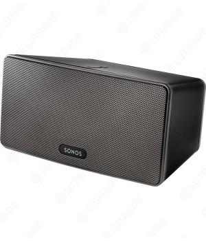 Sonos PLAY:3 (Black) Беспроводной зональный плеер. 3 динамика (1ВЧ, 2 СЧ\НЧ) черный