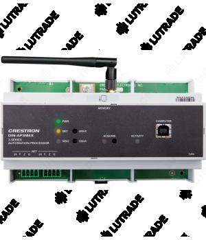 CRESTRON DIN-AP3MEX DIN Rail 3-Series® Automation Processor w/infiNET EX® & ER Wireless Gateway