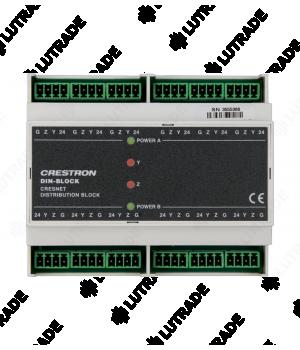 CRESTRON DIN-BLOCK DIN Rail Cresnet Distribution Block