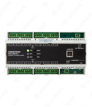 CRESTRON DIN-CENCN-2 Ethernet to Cresnet® Bridge