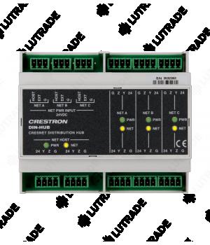 CRESTRON DIN-HUB DIN Rail Cresnet Distribution Hub