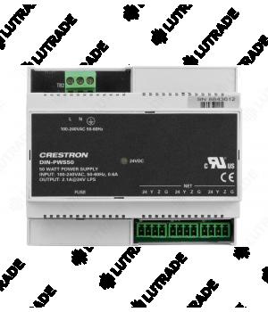 CRESTRON DIN-PWS50 DIN Rail 50 Watt Cresnet Power Supply