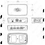 CRESTRON RMC3 3-Series® Room Media Controller