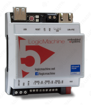 EMBEDDED SYSTEMS LM5p-PMU LogicMachine 5 Pro1 Свободно-программируемый контроллер.