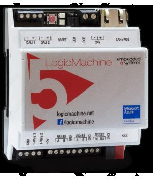 EMBEDDED SYSTEMS LM5p-DW1 LogicMachine 5 Pro2 Свободно-программируемый контроллер.