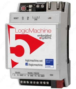 EMBEDDED SYSTEMS LM5Lp LogicMachine 5 ProL Свободно-программируемый контроллер.