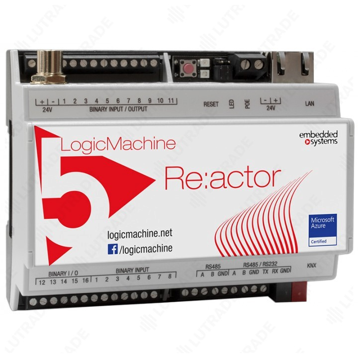 LogicMachine 5 Re:Actor (LM5-RIO2E)