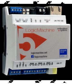 EMBEDDED SYSTEMS LM5p-DW1C LogicMachine 5 DW1C Свободно-программируемый контроллер.
