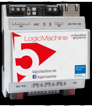 EMBEDDED SYSTEMS LM5p-PMC LogicMachine 5 PMC Свободно-программируемый контроллер.