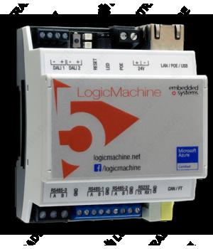 EMBEDDED SYSTEMS LM5p-DRC LogicMachine 5 DRC Свободно-программируемый контроллер.