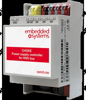 EMBEDDED SYSTEMS CHOKE-KNX Дроссель питания шины KNX