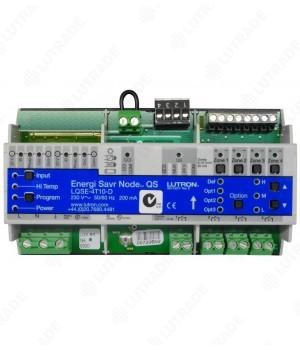 LQSE-4T10-D 4-канальный диммер 0-10В для установки на DIN-рейку