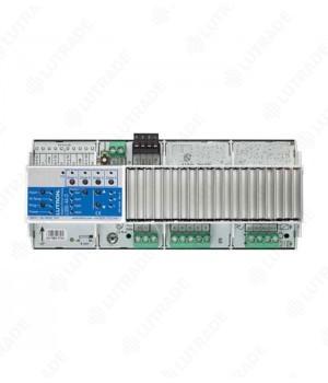 LQSE-4A-D 4-канальный адаптивный диммер для установки на DIN-рейку