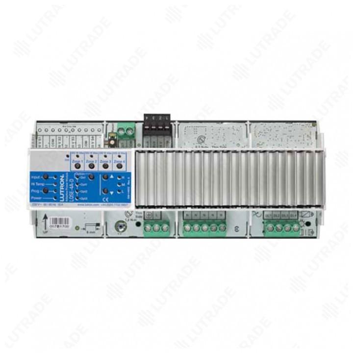 HWQS 4-канальный адаптивный диммер для установки на DIN-рейку (LQSE-4A-D)