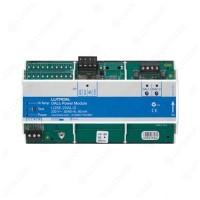 LQSE-2DAL-D Модуль-шлюз QS link/DALI (2 линии по 64 балласта каждая)