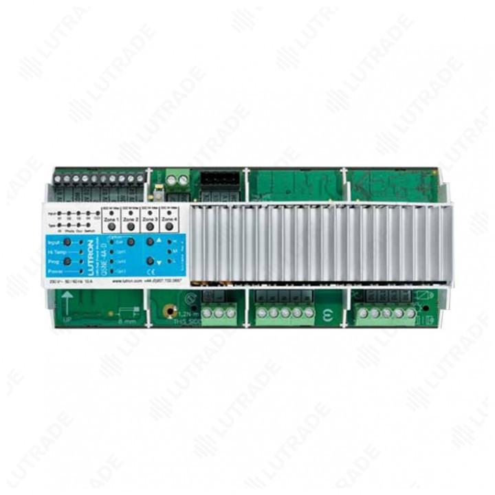 HWQS 4-канальный адаптивный диммер для установки на DIN-рейку (QSNE-4A-D)