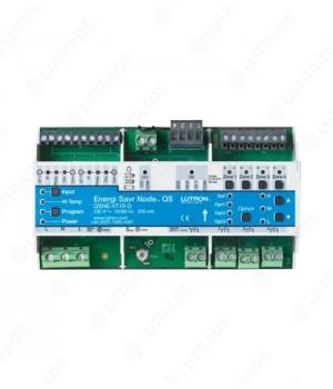 QSNE-4T10-D 4-канальный диммер 0-10В для установки на DIN-рейку