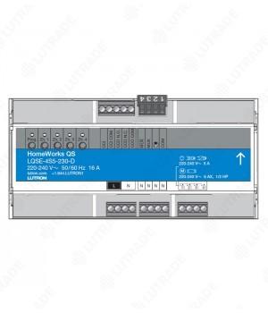LQSE-4S5-230-D 4-канальный релейный модуль для установки на DIN-рейку