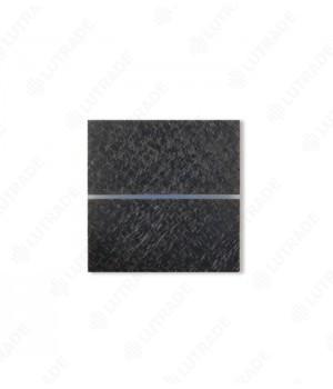 Basalte 201-17 Sentido лицевая панель 2 - клавишная - fer forg gunmetal