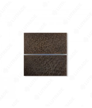 Basalte 201-18 Sentido лицевая панель 2 - клавишная - fer forg bronze