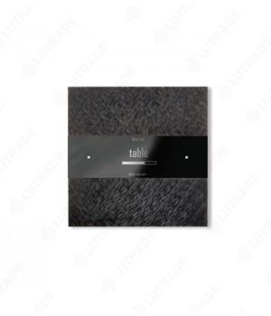 Basalte 301-17 Deseo лицевая панель - fer forg gunmetal