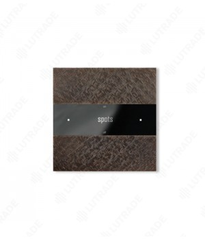 Basalte 301-18 Deseo лицевая панель - fer forg bronze