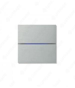 Basalte 201-01 Sentido front - dual - brushed aluminium