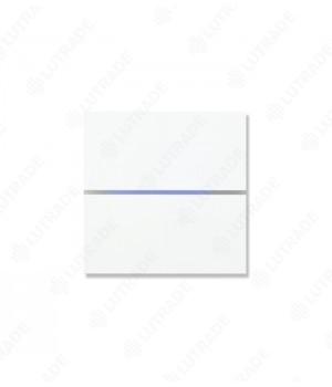 Basalte 201-04 Sentido front - dual - satin white
