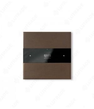 Basalte 301-05 Deseo front - bronze