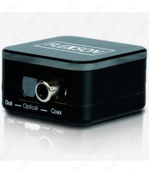 Flexson Digital Coaxial to Optical Converter for PLAYBAR / PLAYBASE (шт) Преобразователь коаксиального цифрового аудио сигнала в оптический