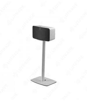 Flexson Floorstand for PLAY:5 - (Single) white  (шт) Стойка для напольной установки Play:5 gen2 горизонтально 685 мм до центра АС