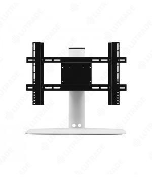 Flexson Adjustable TV Stand for PLAYBASE white  (шт) Настольная подставка для Playbase с креплением