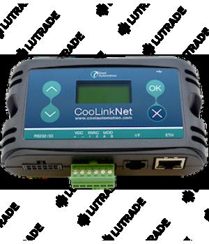 Cool Automation CoolLinkNet CooLinkNet - RS232/RS485/Ethernet шлюз для соединения одиночного сплита с VRV/VRF системами кондиционирования различных пр