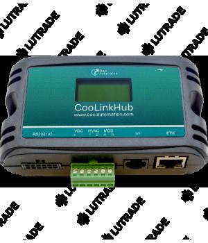 Cool Automation CoolLinkHub Комплексное решение по подключению Split, Multi-Split  и Mini-Split HVAC юнитов известных брендов, таких как: Daikin, Mits