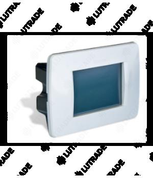 Cool Automation ThermoPad Сенсорная панель для применения в HVAC системах Daikin (DK), Sanyo (SA), Toshiba (TO), Mitsubishi Electric (ME), ModBus. Съе