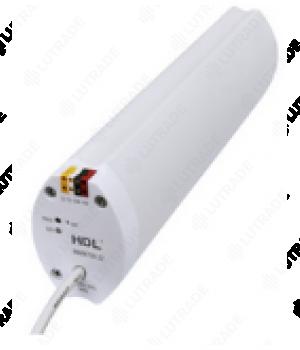 HDL HDL-MWM70B.22 Привод штор HDL Buspro, 1-канальный   Прямое подключение к шине. Доступно точное управления позицией в %. HDL buspro, RJ11(6P6C) Net
